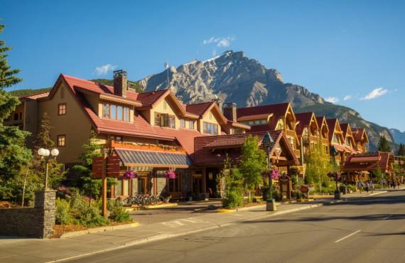 Hôtels à Banff en Alberta