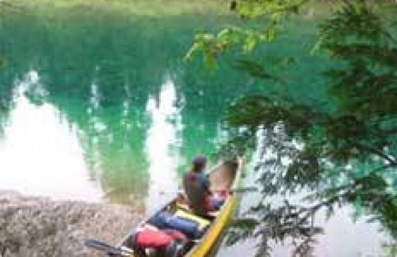 Sortie en canot sur la Rivière Bonaventure