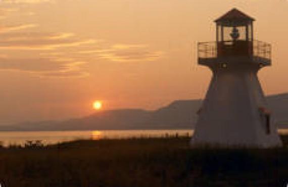 Région de Carleton dans la Baie des Chaleurs