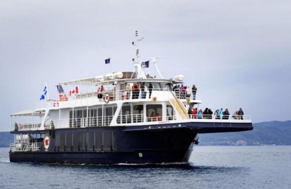 Croisière en bateau à Tadoussac