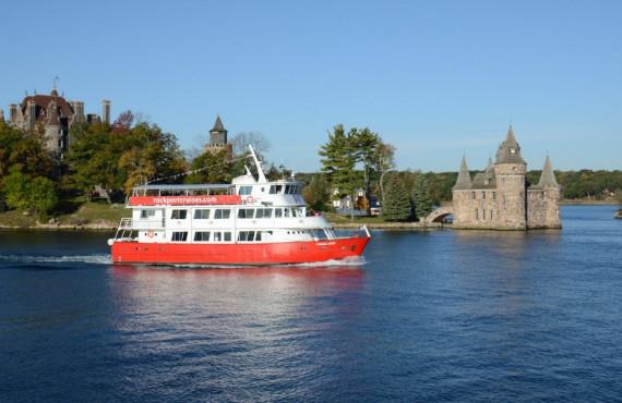 Visite du Château de Boldt en Ontario