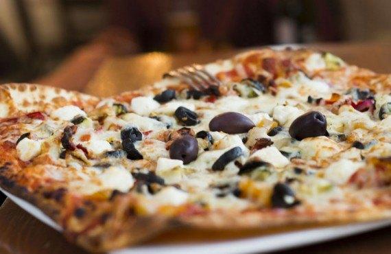 Café-Bistro à Tadoussac - Pizza