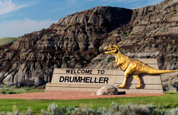 Drumheller Dinosaur Trail