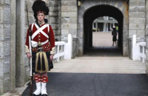 Garde de la Citadelle d'Halifax