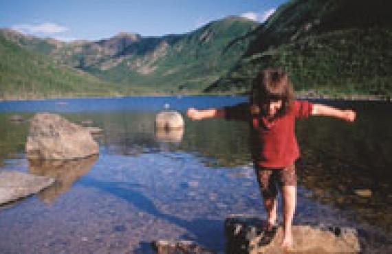 La Gaspésie, une destination parfaite pour les familles