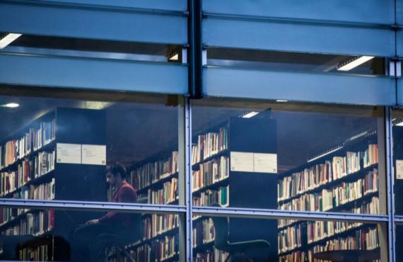 Grande Bibliothèque à Montréal (BAnQ)