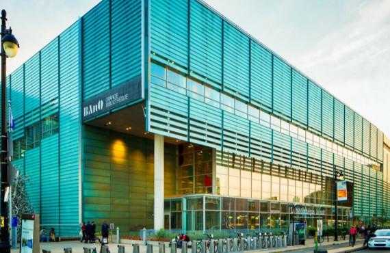 Grande Bibliothèque de Montréal (BAnQ)