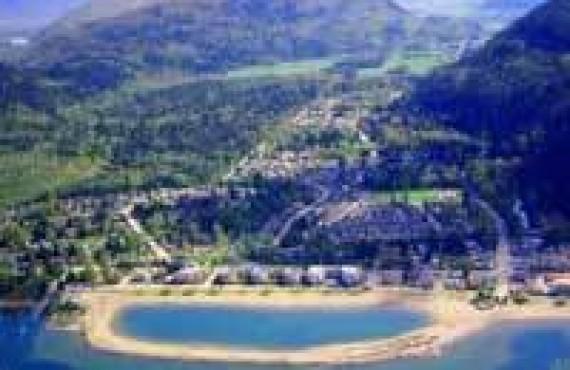 Région de Harrison Hot Springs