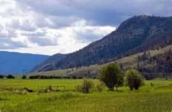 Vallée de l'Okanagan