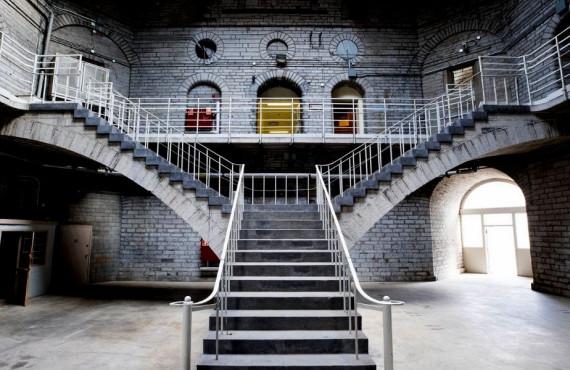 Visite de l'intérieur du pénitencier de Kingston