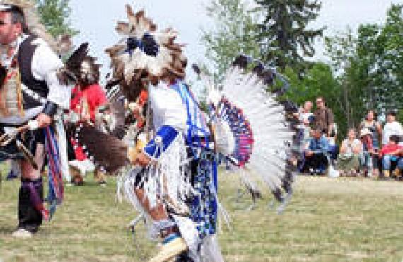 Danse traditionnelle Amérindienne