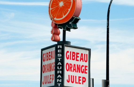 Orange Julep Institution Montréalaise