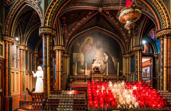 Chapelle de l'Oratoire Saint-Joseph du Mont-Royal