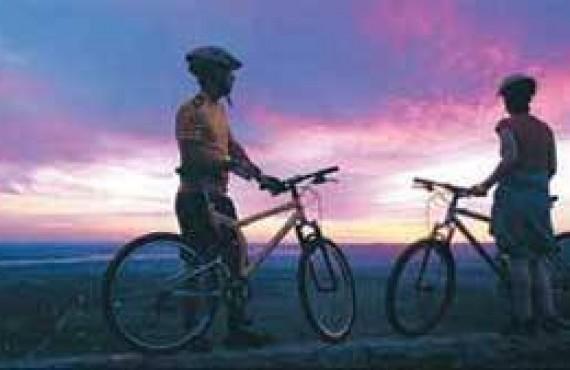 Ballade en vélo en Outaouais