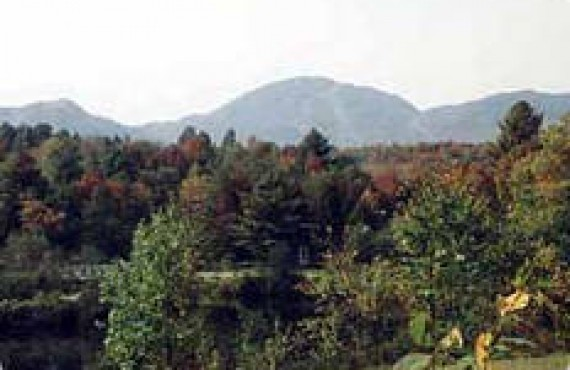 Parc National du Mont Orford