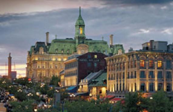 Place Jacques-Cartier - Vieux-Montréal