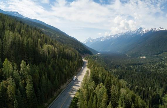 Trans-Canada Highway Revelstoke-Golden