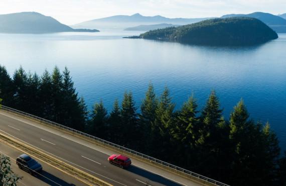 Road trip sur la Sea to Sky Highway