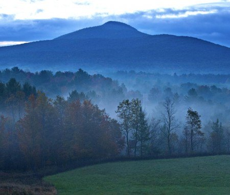 Eastern Townships countryside
