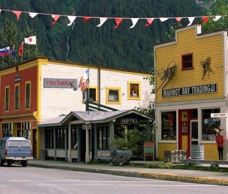 Stewart, British Columbia