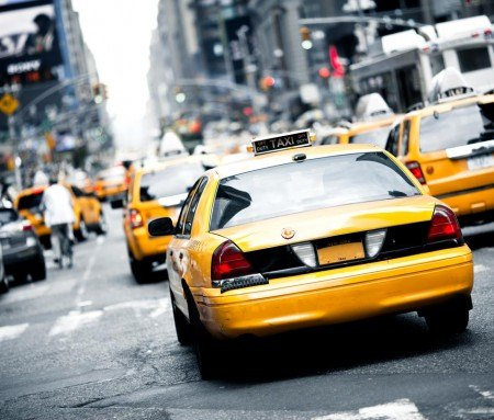 New York City yellow taxicabs