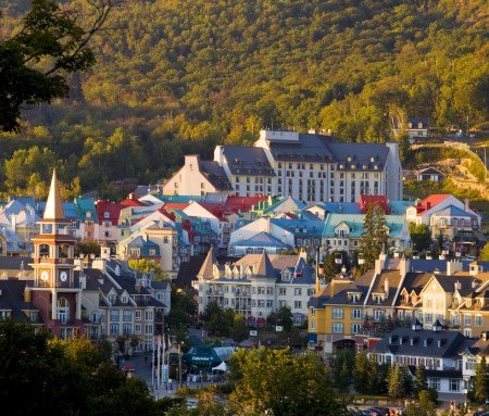 Tourist Village of Mont-Tremblant
