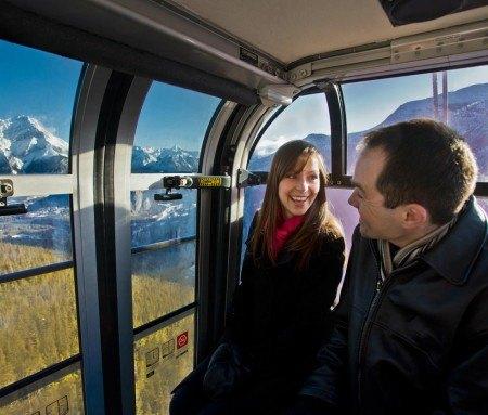 Sulphur Mountain gondola, Banff