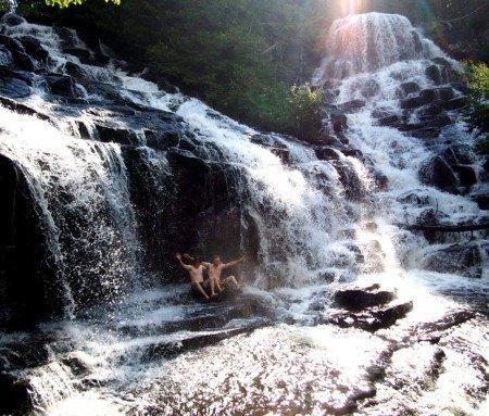 Waber Falls, La Mauricie National Park