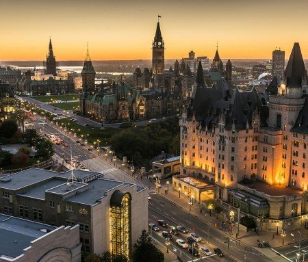 Ottawa, capital of Canada