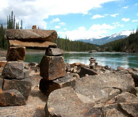 Lac Clearwater, Parc Wells Gray