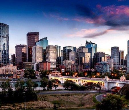 Centre-ville de Calgary, Alberta