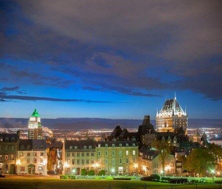 Upper town, Old Quebec