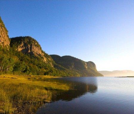 Parc du Fjord-du-Saguenay, Rivière Éternité
