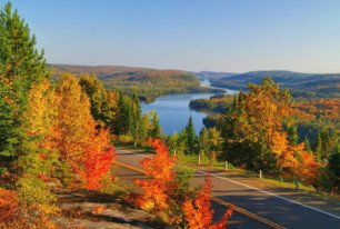 Indian summer road trip