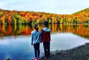 Vacances en famille au Québec
