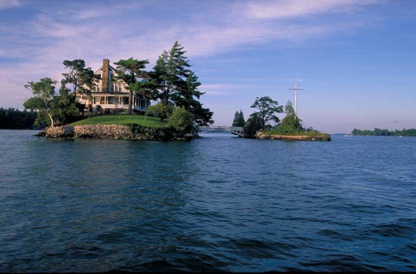 L'île de la belle-mère