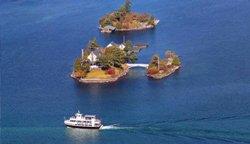 Croisière dans les Mille Îles