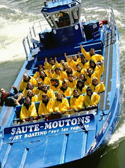 Rafting Saute-Moutons, Lachine