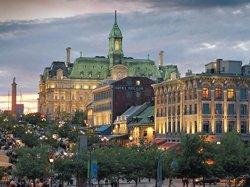 Tour guidée du Vieux-Montréal