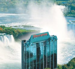 Séjour au Sheraton on the falls