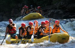 Rafting Jacques-Cartier