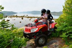 Excursion en Quad - Saguenay