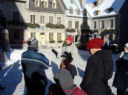 Visite guidée du Vieux-Québec