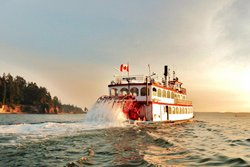 Diner croisiere Vancouver - MPV Constitution