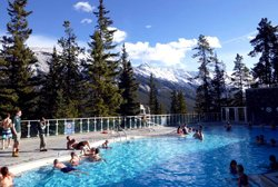Sources Thermales des Rocheuses - Banff