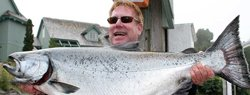 Pêche en haute mer - Tofino