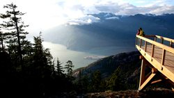 Télécabine - Sea to Sky - Squamish