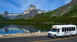 Visite guidée au parc Glacier, West Glacier, MT