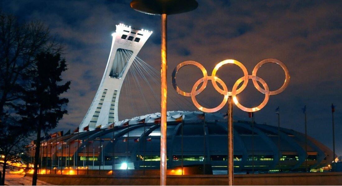 Anneaux Olympiques de Montréal