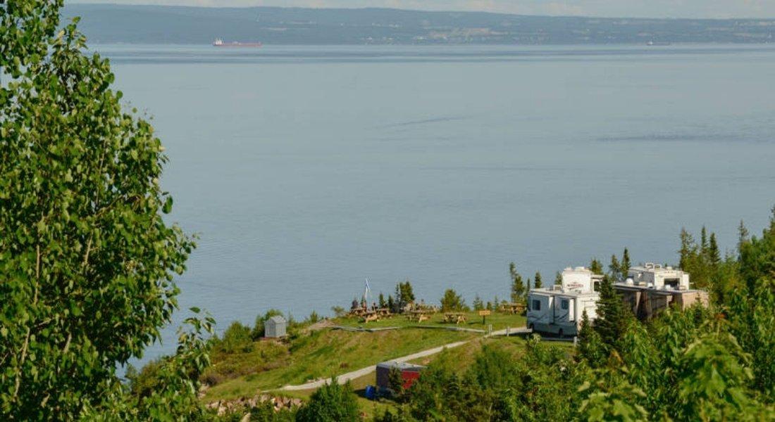 Plus beaux campings du Québec